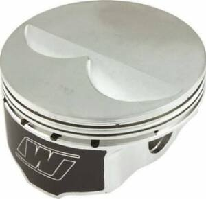Wiseco Pistons Pts502a4 Sbc Domed Piston Set 4 040 Bore 8cc