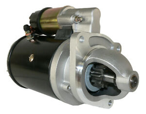 New Starter Ford Holland Diesel Tractor 2000 3000 4000 5000 7000 8000 9000