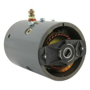 New Pump Liftgate Hydraulic Motor Monarch Ccw 12v Dbb W 9002 2201094 08058 8058