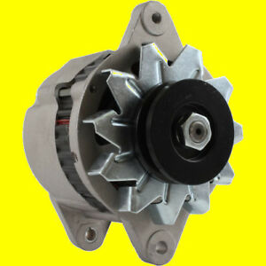 New Alternator Massey Ferguson Farm Tractor Mf 1030 Mf 1035 Mf 1040 5001810100