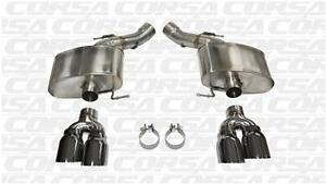 Corsa 14929 Sport Axle Back Exhaust System