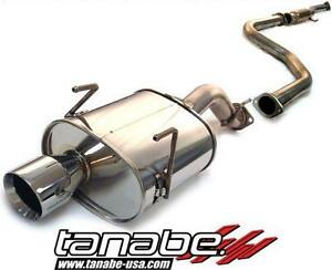 Tanabe T70004 Medalian Exhaust Medalion Touring