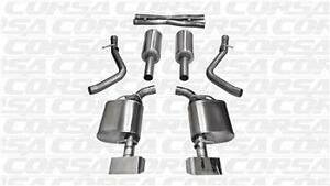 Corsa 14975 Xtreme Cat Back Exhaust System