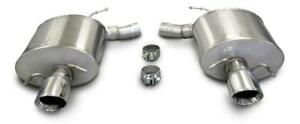Corsa 14941 Sport Axle Back Exhaust System