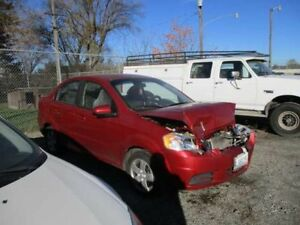 Chassis Ecm Driver Assist Low Tire Pressure Indicator Fits 08 11 Aveo 4478857