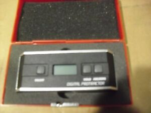 Pro Check Digital Protractor Manufacturer Unknown