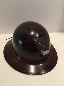 1940s Vintage M s a Skullgard Protective Mining Hat cap Type K Size 6 7 8