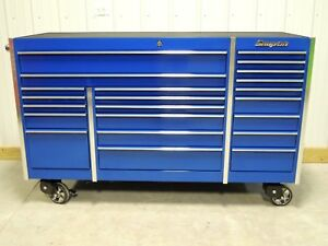 Snap On Blue Krl1023 Tool Box And Work Mat