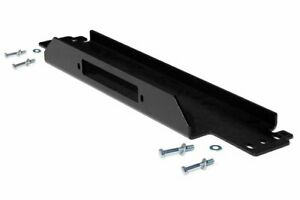 Rough Country Winch Mount Kit fits 1987 2006 Jeep Wrangler Tj Yj Winch Plate