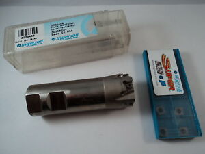 1 1 2 Ingersoll S Max Micro End Mill And Inserts