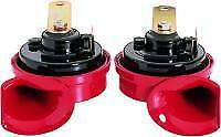 Hella 007424801 Twin Trumpet High Low Tone 12v Horn Kit With Bracket