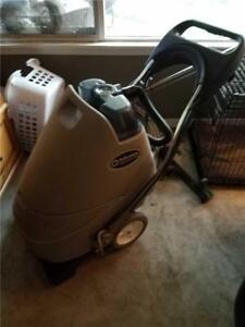 Commercial Advance Aquaclean 18flx Carpet Extractor Machine Upolstery Furniture