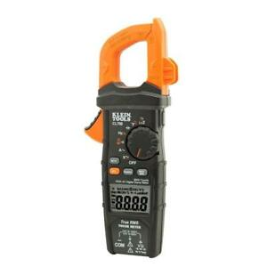 600 Amp Ac True Rms Auto ranging Digital Clamp Meter With Temp