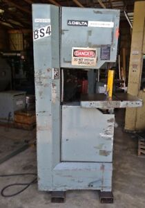 Delta 20 Woodworking Band Saw 28 651
