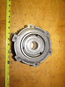 International 574 Tractor Syncro Mesh Transmission Pto Clutch Pack 44 Tooth