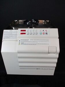 Midmark M11 Dental Lab Autoclave Steam Sterilizer W 1 Year Warranty