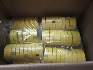 Lot Of 117 Coroplast Cloth Tape T53956