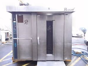 Revent S s Double Rack Roll In Oven Model 620