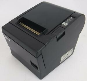 Epson M129c Tm t88iiip Usb Thermal Receipt Pos Printer Tested Working