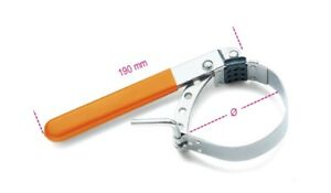Beta Tools 1492 Adjustable Oil Filter Wrench 60 80mm 014920001