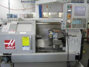 Haas Gt 20 Cnc Turning Center