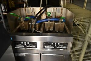 Frymaster Fryer commercial Grade Used 2016 Model Year