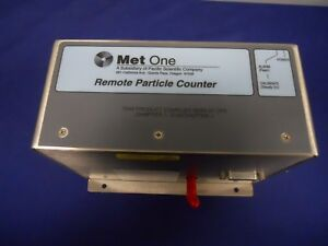 Met One R5813 Ll Remote Particle Counter Size 0 3um 2037100 02 Warranty Free Shp
