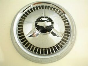 1957 Chevrolet Hubcap Dog Dish 57 Chevy