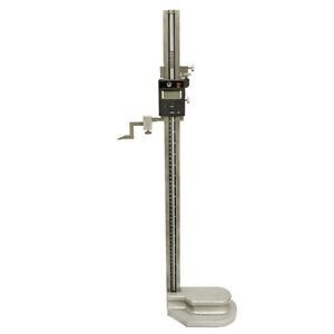 20 Digital Electronic Inch metric Height Gage 0 0005 Resolution Data Output