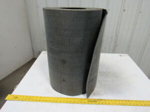 24 Woven Back 1 4 t Stipple Textured Top Incline Conveyor Belt 40