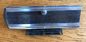64 1964 Olds Cutlass F85 Automatic Console Compartment Door Lid 588884