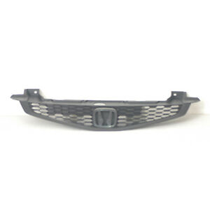 Brand New Replacement Grille For 2012 2013 Honda Civic Coupe 2 Door Value