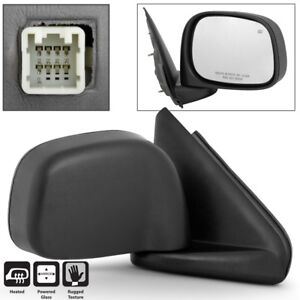 For 2002 2008 Dodge Ram 1500 03 09 2500 3500 Power Heated Mirror Passenger Side
