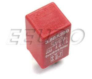 New Volvo Overdrive Relay 3802230 3523805 244 245 740 745 760
