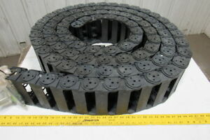Gleason Reel 263p 6 X 2 Cable Hose Carrier Drag Chain 85 Links 23