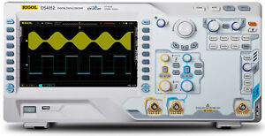 Rigol Ds4052 Digital Oscilloscopes Bandwidth 500 Mhz Us Authorized Dealer
