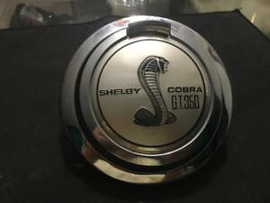 Nos Mint 1967 1968 Ford Shelby Gt 350 Gas Tank Cap With Base