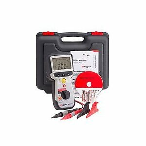 Megger Mit485 2 Analog Digital Insulation Tester Premium telecom