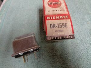 Nos Vintage Dr 159e A C Relay Gm Unknown Gm 1115823 Oldsmobile Parts 1960 S