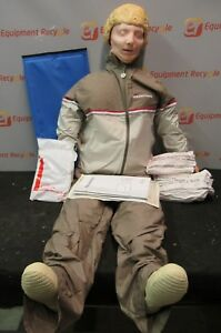 Laerdal Resusci Anne Full Body Cpr Manikin First Aid Medical Trainer Accessories