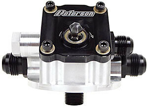 Peterson Fluid 09 1502 Peterson Remote Filter Mounts With Engine Oil Primer