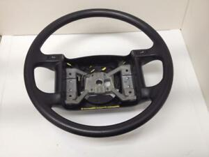 92 93 94 95 96 Ford F150 F250 Bronco Oem Black Steering Wheel Horn Button