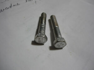 Corvette 1954 1957 1962 Wb1c Rear Body Mount Bolts 1958 1959 1960 1961 1956 62