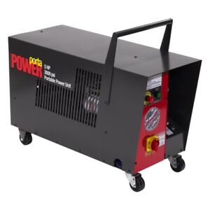 Edwards Hat001 Portable Power Unit 230v 1ph