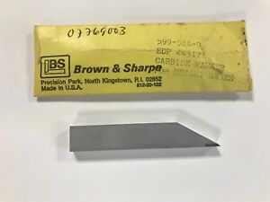 Brown And Sharpe 599 586 9 Carbide Marker For Older Brown Sharpe Height Gages