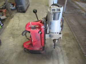 Milwaukee 3 4 Magnetic Drill Press