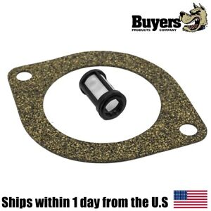 Gasket Suction Filter For Western Unimount Snow Plows 25861 5822 56185 7053