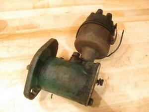 Vintage Antique Oliver 70 Gas Farm Tractor Engine Delco Remy Distributor 1111412
