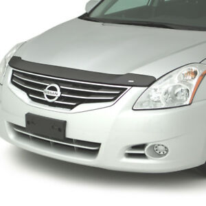 Bug Guard Hood Shield 3m Tape Install Smoke 322063 For Nissan Altima 2010 2012