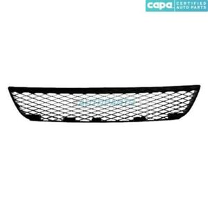 New Front Bumper Grille Fits 2004 2006 Mazda 3 Ma1036103c Capa